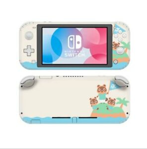 Nintendo Switch Lite Sticker (Animal Crossing Skin) Console Decal Sticker