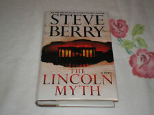 THE LINCOLN MYTH by STEVE BERRY    -Signed-