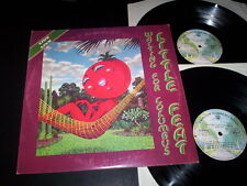"Little Feat ‎""Waiting For Columbus"" 2LP g/f Warner Bros. Records ‎W 66075 Italy"