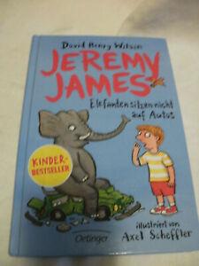 David Henry Wilson Jeremy James Kinderbestseller Oetinger Verlag