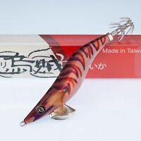 Rui Squid Jig Red Back Spider KR111 Size 3.0 Egi Lure