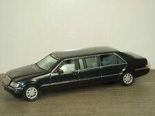 Mercedes S600 Pullman 1997 - Vitesse 1:43 *41444