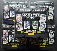 5x NFL Score MONSTER Box 2013 Football Trading Card OVP 3 Exklusive Prizm p Box