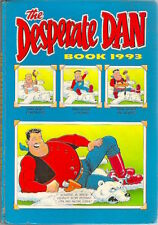 THE DESPERATE DAN BOOK 1993 Annual hb D C Thompson Vintage Childrens Collectable