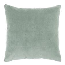 Bambury Velvet European Pillowcase (eucalyptus)