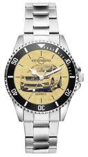 Geschenk für Volvo XC40 Fans Fahrer Kiesenberg Uhr 20360