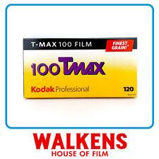 Kodak T-Max 100 120 Camera Film - 5 rolls Pro-Pack - FLAT-RATE AU SHIPPING!