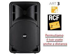 """RCF Art 312A mk4 Cassa amplificata attiva professionale 12"""" 800W"""