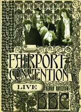 FAIRPORT CONVENTION - LIVE AT THE BBC, 4 CD DELUXE EDITION BOX SET (SEALED)