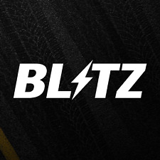 BLITZ Racing Japan Sticker Decal JDM Tuning Drift Car Vinyl