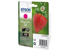 CARTOUCHE EPSON 29 MAGENTA / fraise t2983 t29 pour Expression home xp-235 xp-332