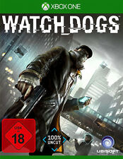 Watch Dogs für XBOX ONE | 100% UNCUT | NEUWARE | DEUTSCH!