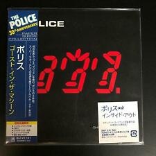 The Police – Ghost In The Machine [Japanese edition with obi strip] Import