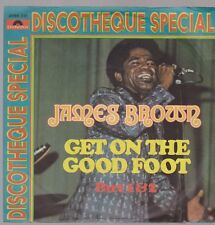 "7"" James Brown Get On The Good Foot Part 1 & Part 2 (Discotheque Special) 70`s"
