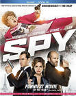 Spy (Blu-ray Disc, 2015, Includes Digital Copy)