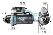 MOTORINO AVVIAMENTO MERCEDES BENZ CLASSE C ( W203) / CLASSE E (W210 W211) VITO