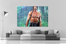 Sylvester Stallone Rambo Wall Poster Grand format A0  Print