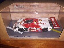 Bizarre 1/43 De Cadenet LM Belga #20 Le Mans 1981 BZ80