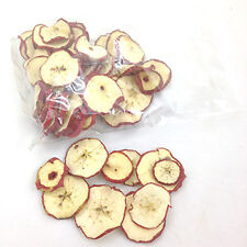 DRIED RED APPLE SLICES 200gram  in bag ideal for Christmas decoration or wreaths