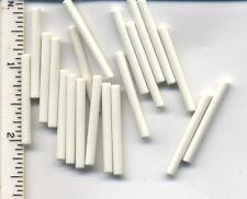 LEGO x 20 Glow in Dark White Bar 4L (Lightsaber Blade Wand) bulk lot Sith Jedi