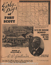 Fort Scott KS History+Abeel,Aikman,Bayliss,Bridgens,Calkin,Catt,Corman,Cripen,