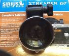 Sirius Streamer GT SIR-SL1 Satellite Radio Receiver Suction Cup Windshield Mount