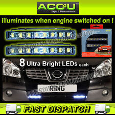 Ring Ursa Car 12v/24v Dual Voltage DEL Night/ Daytime Running Lamps Bright White