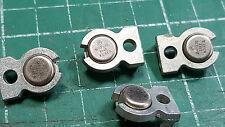 4 X MRF630 silicio NPN Transistor de potencia RF, Motorola, nos