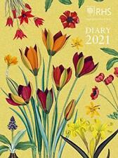 Royal Horticultural Society Desk Diary 2021