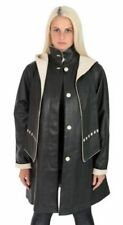 Classic Neckline Parka Casual Coats & Jackets for Women