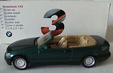 "SOLIDO 1/43  BMW série 3  ""made especially for BMW""  promotionnel code 1"