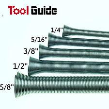 """5pc Spring Tube Coil Bender Kit,1/4"""",5/16"""",3/8"""",1/2"""",5/8"""" Length 200mm 5 in 1"""