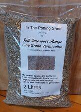 Vermiculite - Fine grade - For increased aeration
