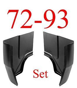 72 93 Dodge Regular Cab Corner SET, 2 Door Ram Truck, NIB, 1580-115, 1580-116