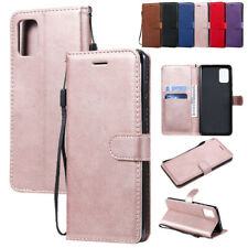 Flip Leather Wallet Case For Samsung Galaxy A51 A71 Card Holder Shockproof Cover