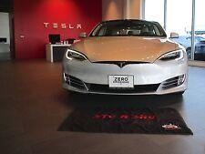 2016-2017 Tesla Model S - Quick Release Front License Plate Bracket