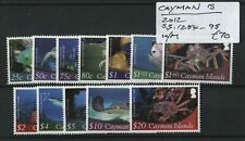 Cayman Islands 2012 SG.1284-1295 U/M (Lot 2)