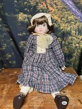 Vintage Doll Collection De Poupees 1978 Sankyo Musical Doll Monsieur Giraud