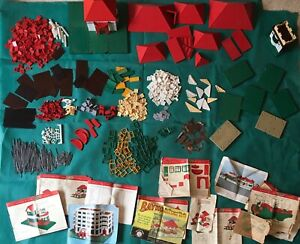Vintage Bayko building sets