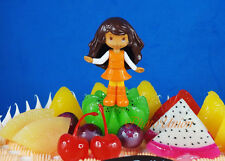 Cake Topper Strawberry Shortcake ORANGE BLOSSOM Life is Delicious Figure K1058_C