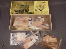 Ho Fsm Fine Scale Miniatures #75 Coal Bunker Craftsman Kit