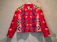 Vintage Mexican Girasol Jacket Sz S