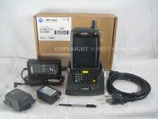 NEW Zebra Motorola Symbol MC75A6 1D Laser Wireless Barcode Scanner MC75A 4G GPS