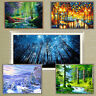 Forest View 5D Diamond Painting DIY Embroidery Cross Stitch Home Decor Craft