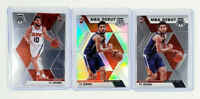 2019-20 Panini Mosaic Ty Jerome NBA Debut Silver Prizm Rookie RC SP & 2 Base