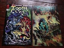 Tooth And Claw #1 #2 #3 plus #1 Another Universe.com exclusive