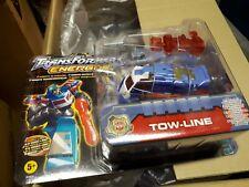 Transformers Energon Cable de Remolque-como Nuevo y Sellado