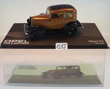 Opel Collection 1/43 Opel P4 braun 1935 - 1937 in Plexi Box #1287