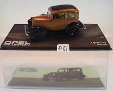 Opel Collection 1/43 Opel P4 braun 1935 - 1937 in Plexi Box #1287