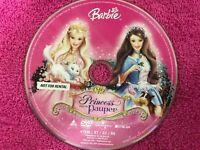 BARBIE LA PRINCESA Y EL MENDIGO SOLO EL DISCO SIN PORTADAS DVD